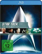 Blu-ray * STAR TREK 8 - DER ERSTE KONTAKT # NEU OVP +
