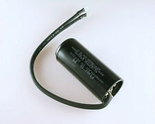 New 3 pcs of Aero-M 41-53uF 250VAC 50/60 Hz motor start capacitors wire leads