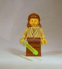 LEGO Star Wars Qui-Gon Jinn Minifigure 7101 7204 7121 7171 7161 Genuine