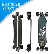 """Kyng 37"""" Electric Skateboard 22 Mph 960W Dual Motors 11 Mile Range Longboard"""