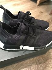 7c7b48166d2 Adidas NMD R1 Winter Wool Primeknit PK Black Size 11. BB0679 Yeezy Ultra  Boost