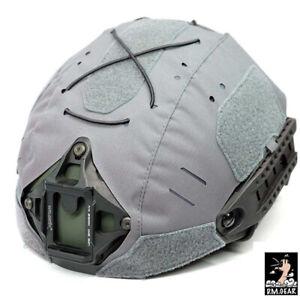 DMgear Tactical Helmet Cover Cloth For AF Helmet Camo Paintball Headwear Hunting