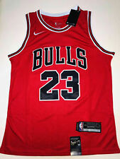 New NBA Jersey Shirt Chicago Bulls Michael Jordan No23 Embroidery Sports Vest