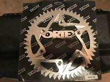 VORTEX REAR SPROCKET 51 Tooth Silver 225-51 MOST HONDA DIRT CR125R CR250R etc.