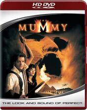 2 DVD's - The Mummy and Sleepy Hollow [Hd Dvd]