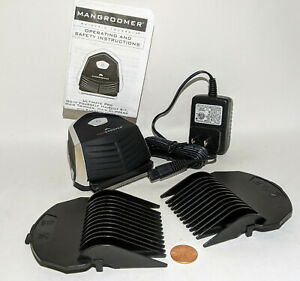 MANGROOMER ULTIMATE PRO Self-Haircut Kit.Head.DIY.Trimmer.Clippers+2 Length comb