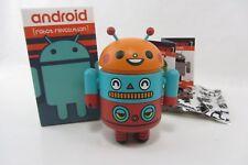 "MIX-BOT 04 Kong Andri Google Android Mini Robot Revolution - 3"" Vinyl Figure"