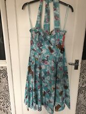Hell Bunny 50's Style Dress Xl (16) New With Tags