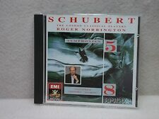 /Schubert: Symphonies No.'s 5 & 8 Featuring The London Classical Players CD