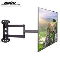 """Articulating Full Motion TV Wall Mount Tilt Swivel 180° For 26""""32""""37""""42""""50""""55"""""""