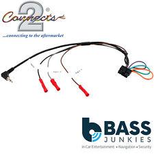 UNIVERSAL Car Stereo Radio Steering Wheel Stalk Adaptor Patch Lead CTMULTILEAD.2