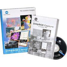 Brand New DiMage Capture for DiMage A2 Konica Minolta 7303-101 photo software