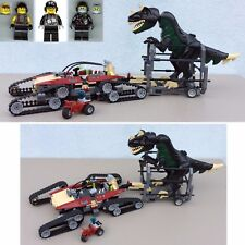 LEGO DINO 2010 - 7297 - Dino Track Transport - SET - JEUX - JOUETS