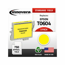 Innovera Replaces Epson T0604 Yellow 860420