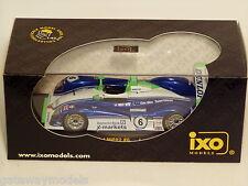 IXO 1:43 Le Mans 2004 DALLARA LMPO2  #6  SHORT BARFF BARBOSA   LMM082 LAST 1 **