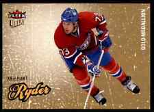 2008-09 Ultra Gold Medallion  Michael Ryder #14