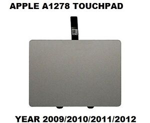 """Apple Macbook Pro 13"""" Unibody A1278 Touchpad Trackpad Year 2009 2012 Replacement"""