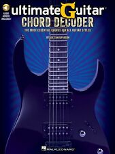 Ultimate-Guitar Chord Decoder The Most Essential Chords for All Guitar 000696606