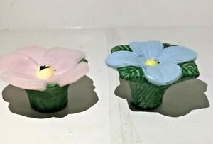 """The White Barn Candle Company Flower Floating Candles 3.5"""" x 2"""""""