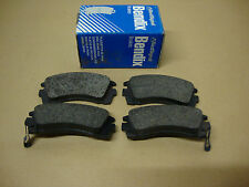 572397B Bendix Front Brake Pads Fits Nissan Sunny Estate 1991 - 1996