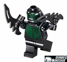 LEGO Berserker with Weapons Minifigure Ultimate Battle for Asgard 76084 NEW