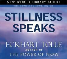 Stillness Speaks by Eckhart Tolle Compact (3) Disc Book (English)