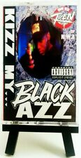 MC Ren Kizz My Black Azz Cassette Tape Rap Hiphop OG OOP 1st G-Funk NWA Ruthless
