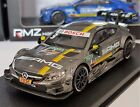 RMZ HOBBY MERCEDES BENZ AMG C63 DTM GERMANY #3 PC BOX ECHELLE 1:43 NEUF OVP