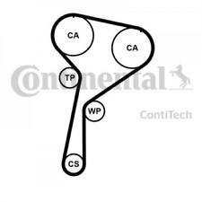 Zahnriemensatz für Riementrieb CONTITECH CT1184K1
