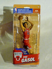 McFarlane NBA Serie 27 - PAU GASOL - CHICAGO BULLS OVP