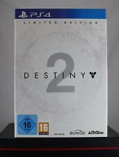 Destiny 2 Limited Edition Sony Playstation 4 / PS 4 (Activision,2017) Neu, OVP