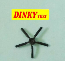 Dinky Sea King helicopter black plastic tail rotor