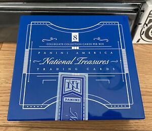 2015 Panini National Treasures Collegiate *EMPTY BOX* Card Storage / Humidifier