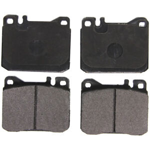 Disc Brake Pad Set-SST Front Federated MD145