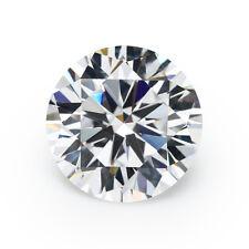 500PCS Size 0.8~15MM White AAAAA Round Shape Loose CZ Stone Cubic Zirconia Gems