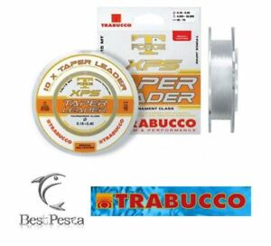 Filo Conico - TRABUCCO XPS TAPER LEADER 10x15mt - 0,26-0,57