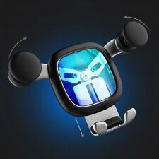 Universal Gravity Adjustable Car Air Vent Holder Mobile Phone Mount Cradle LOT *