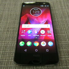 MOTOROLA MOTO Z2 FORCE, 64GB - (T-MOBILE) CLEAN ESN, WORKS, PLEASE READ!! 38662