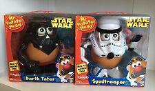 Mr. Potato Head Disney Parks Star Wars Darth Tater / Spud Trooper