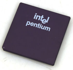 Intel Pentium A80502150 SY015 CPU Prozessor 150MHz 60MHz Sockel 7 11.6W 3.6V