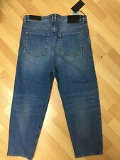 NWT Womens Diesel TYPE 2831 Stretch Denim Jeans BG8G8 Blue Baggy Slim W32 L23 H7