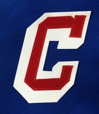 """NEW YORK RANGERS CAPTAINS """"C"""" SEWN PATCH FOR HOME BLUE JERSEY RYAN McDONAGH"""