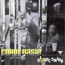 COUNT BASIE-Atomic Swing CD Capitol Records