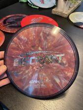 Custom Dyed Discraft Esp Crank 173-174g 13/5/-2/2 used w/ink