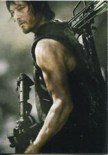 Walking Dead Season 4 Part 1 Posters Chase Card D3 Norman Reedus as Daryl Dixon