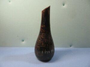 bakelite catalin vase