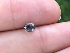 Natural ALEXANDRITE Certified 0.45 ct Loose Gemstone Oval Green Brown Red