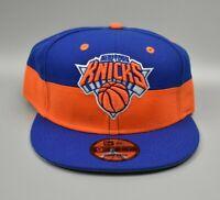 New York Knicks New Era 9FIFTY NBA Men's Buckle Button Snapback Cap Hat