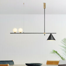 Kitchen Lamp Bar Pendant Light Black Pendant Lights Large Chandelier Lighting