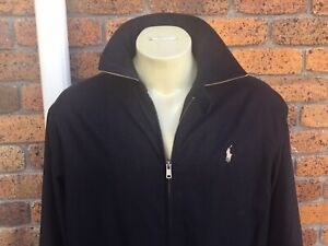 Polo By Ralph Lauren Mens Casual Jacket L